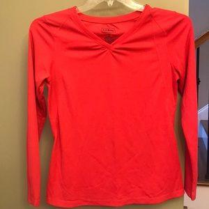 Women's LLBean Long Sleeve Shirt. Brand New.